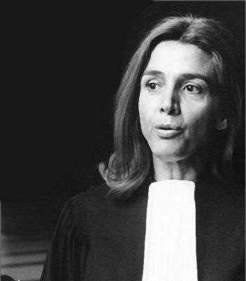 81 ans, l'avocate, militante féministe Gisèle Halimi publie « Ne vous résignez jamais ». Elle y livre son parcours, « son féminisme ». dans actualité