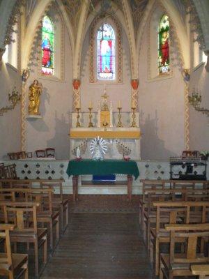 Chapelle Notre Dame de Tonnetau