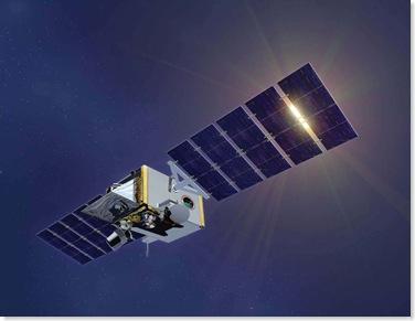 Intelligence Satelite