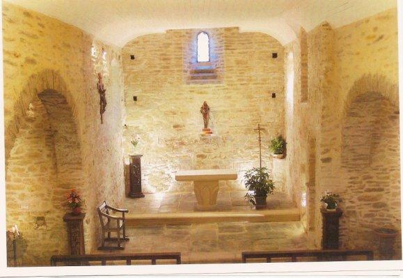 Chapelle Notre Dame de Ruffis à Montredon-Labessionnié