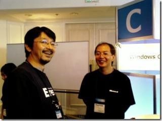金子さんと岩佐さん