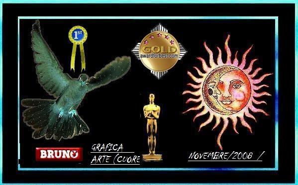PREMIO GRAFICA ARTE CUORE - NOVEMBRE 2008- bluemoon