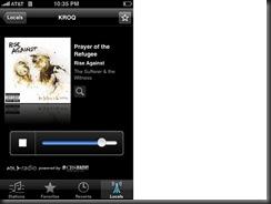iPHONE-AOL-KROQ